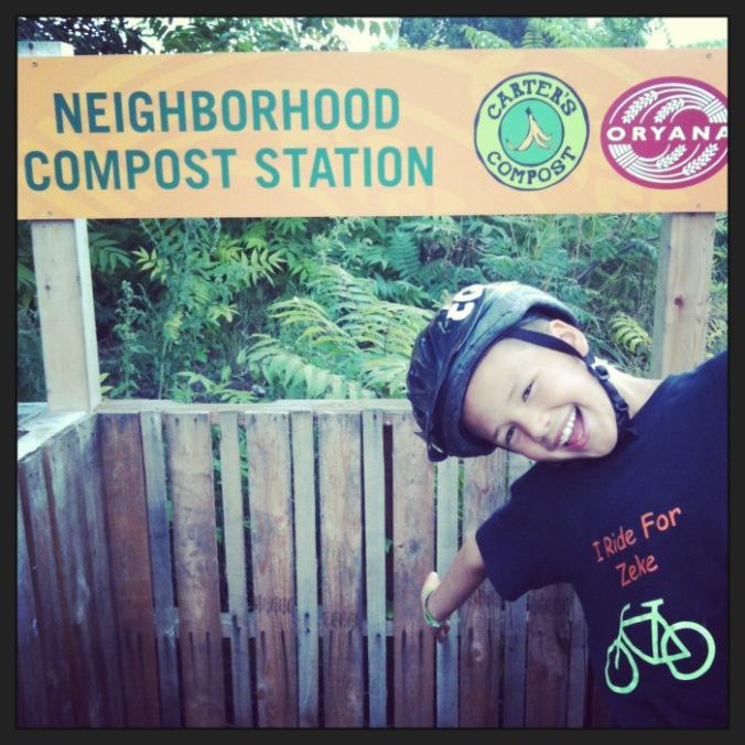 Carter's Compost Oryana Station