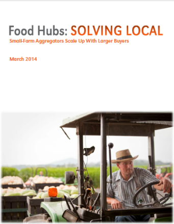 Food Hub Solving Local