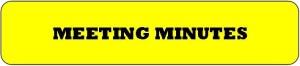 Meeting Minutes Icon