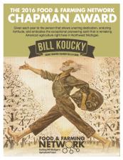 bill koucky chapman award